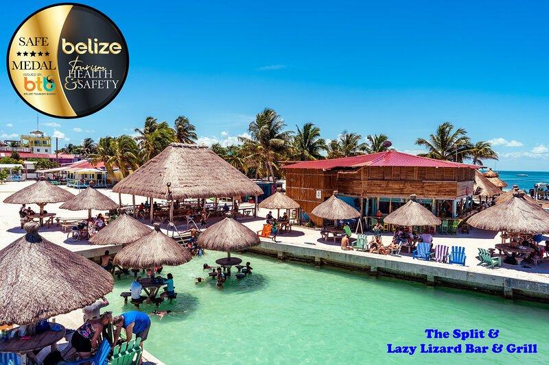 The Lily Pad | Brand New | Safe Quiet Area, aluguéis de temporada em Caye Caulker