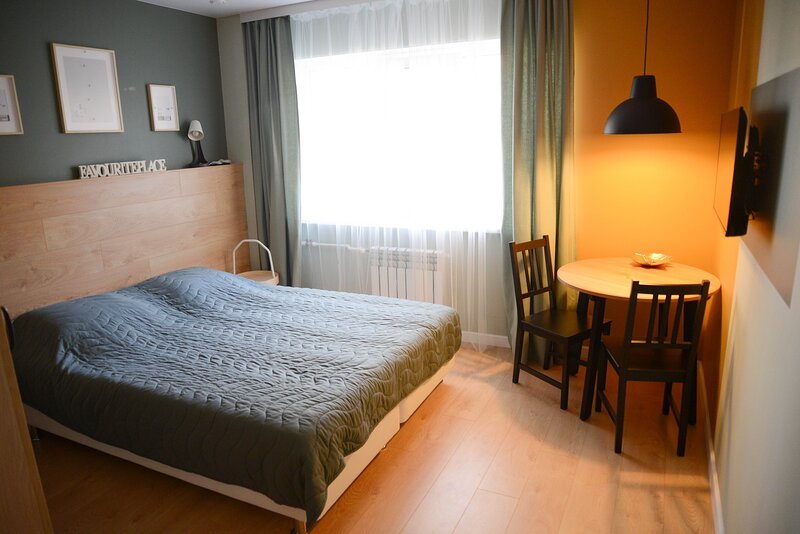 New cozy studio in the heart of the Old Town, location de vacances à Vyborgsky District