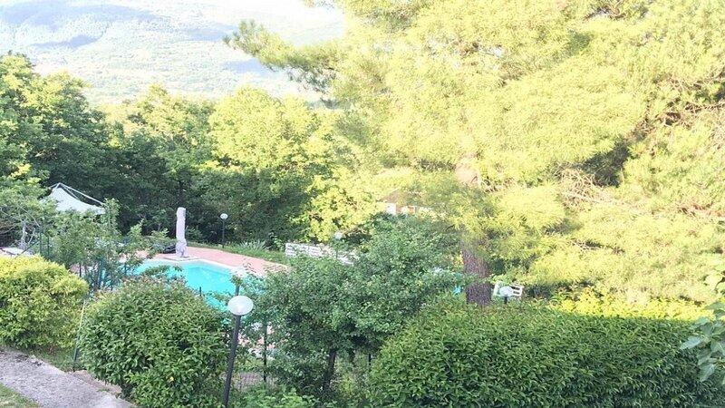 Villa Gioia relax immersi nel verde, location de vacances à Montefredane
