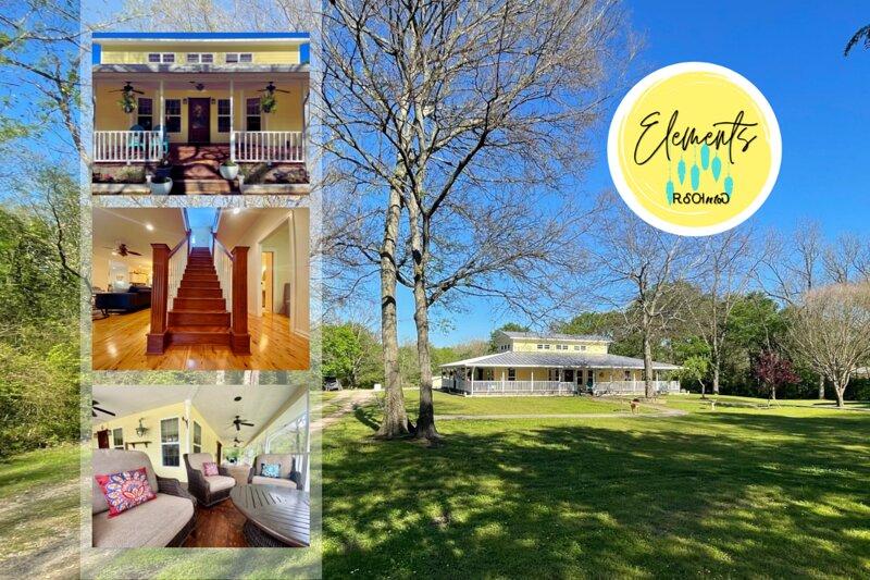 Riverfront Ranch Style Villa, alquiler de vacaciones en Park Hill