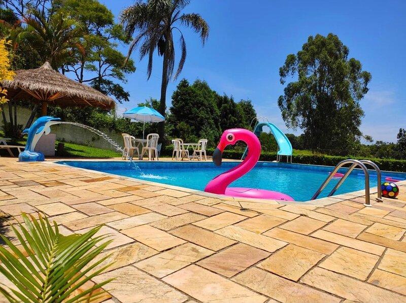Sítio Paraíso Ibiuna, holiday rental in Ibiuna