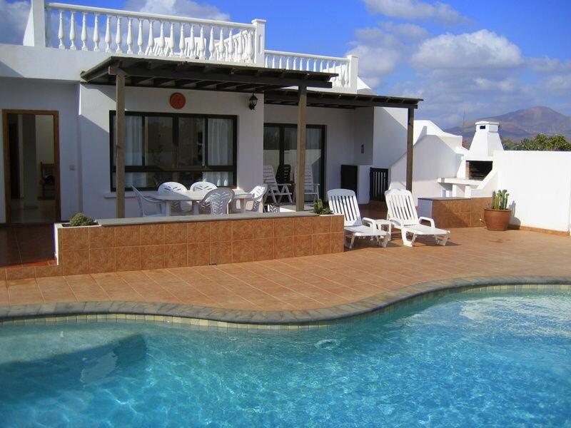 Villa Paloma - El Palomar 5, holiday rental in Playa Blanca