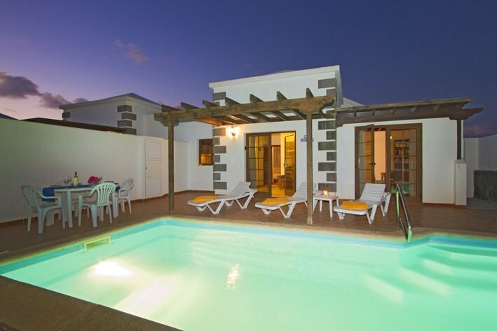 Casa Morgana - El Parque Del Rey 11, holiday rental in Playa Blanca
