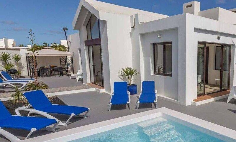 Casa Azul - Casa Azul, holiday rental in Playa Blanca
