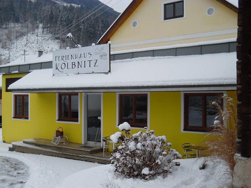 4 persoons appartement kreuzeck, location de vacances à Stall