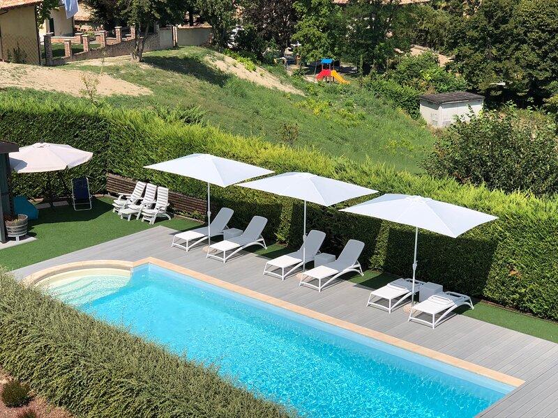Villa Lilli Beta Bella, holiday rental in Mango