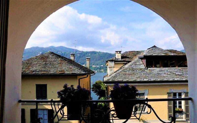 The Italian Hidden Gem, Ferienwohnung in Ameno