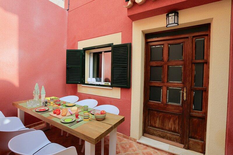 Casa Romi - cozy house in Andratx, alquiler vacacional en Camp De Mar