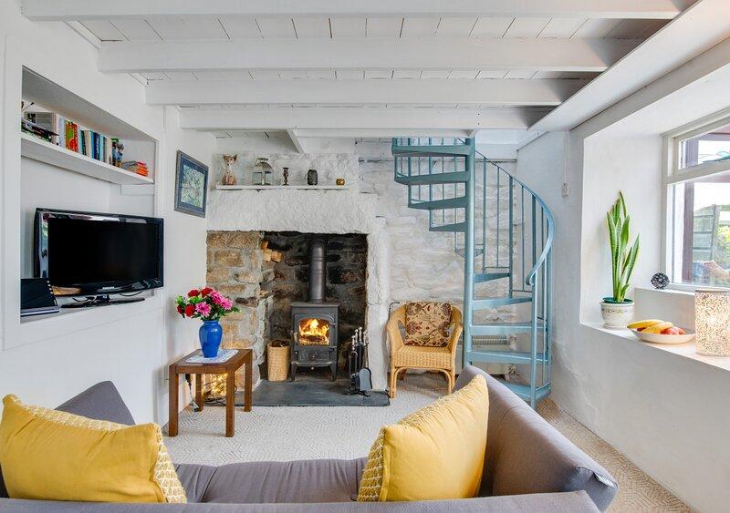 Morvoren Cottage, holiday rental in Botallack