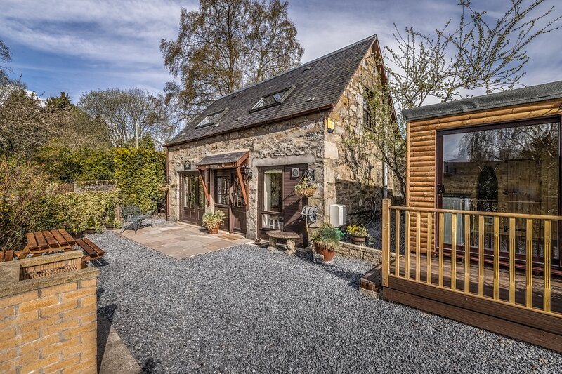 The Old Coach House, Pitlochry, holiday rental in Blair Atholl