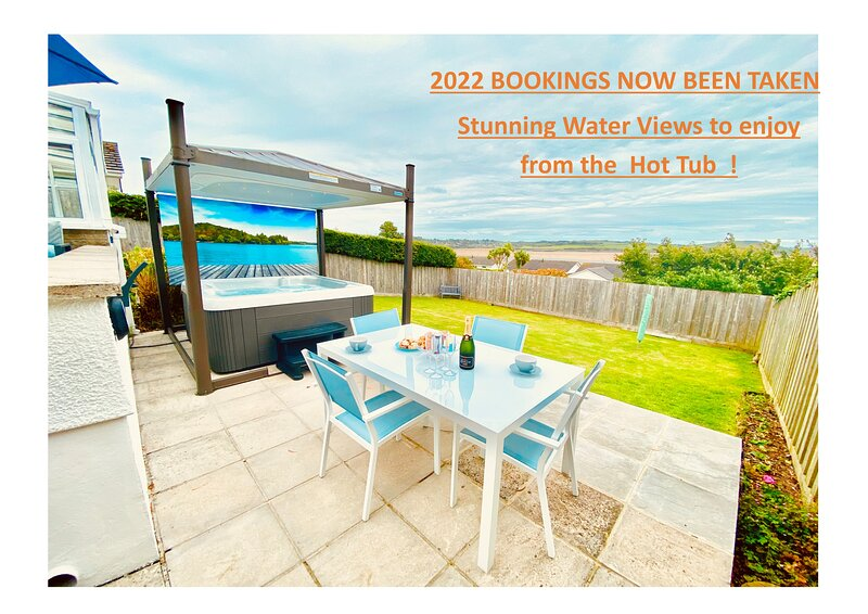 Luxury holiday home Padstow with stunning views !, holiday rental in Padstow