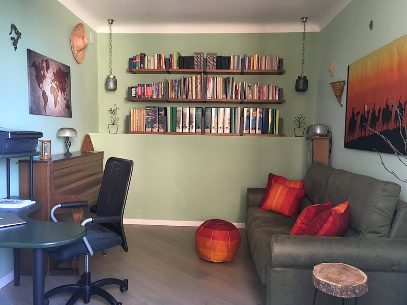 Patty's home, holiday rental in Savignone