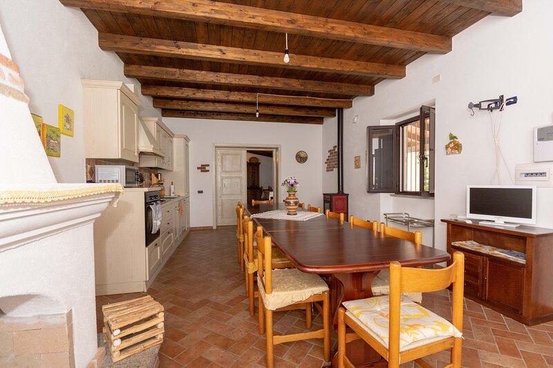 Villa Corofulu, holiday rental in Mamoiada