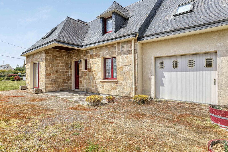 Amazing house with garden, holiday rental in Nevez