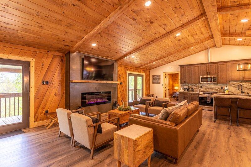 Deer Valley, holiday rental in Roan Mountain