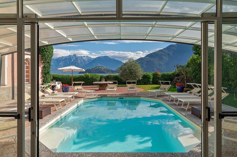 Villa Meridiana, vacation rental in Pianello del Lario