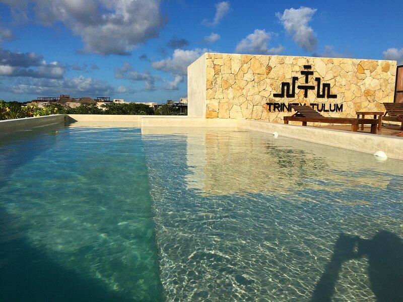 *NEW YORK STYLE LOFT #PRIVATE POOL# GARDEN, alquiler de vacaciones en Tulum Beach
