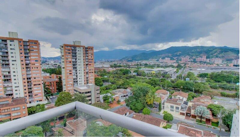 Apartamento Medellín, casa vacanza a Sabaneta