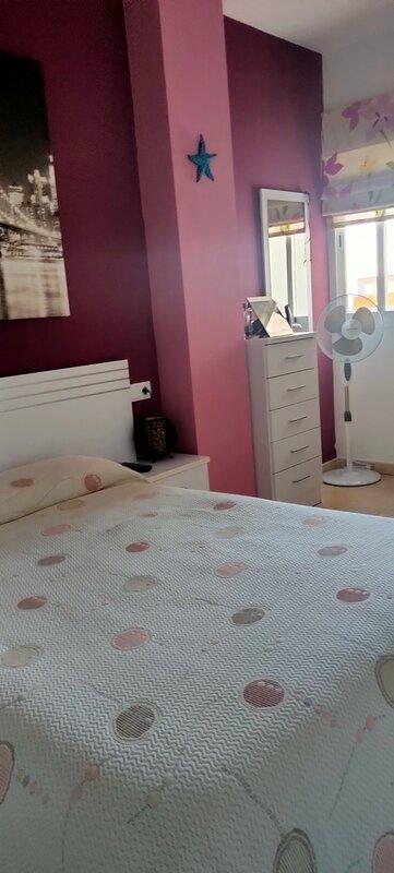 Apartamento de dos dormitorios en Punta Umbría, holiday rental in Mazagon