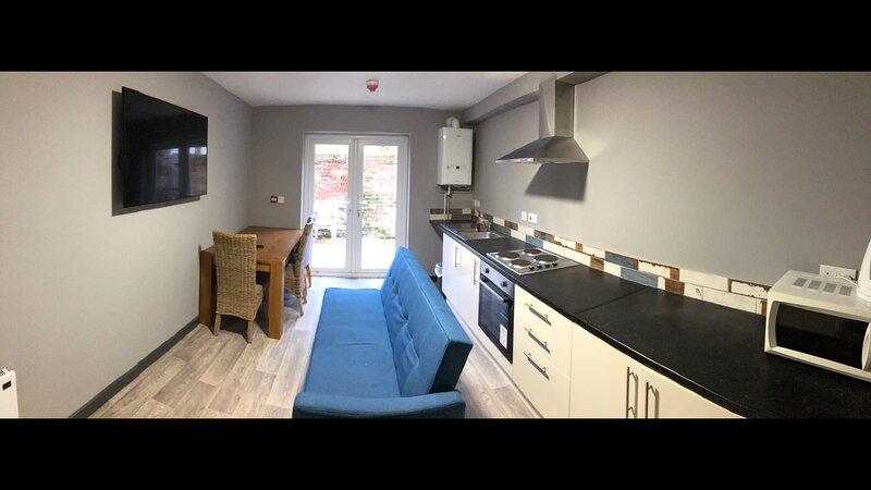 Entire Place 4 X En-suite Rooms Kings Lynn, location de vacances à Watlington