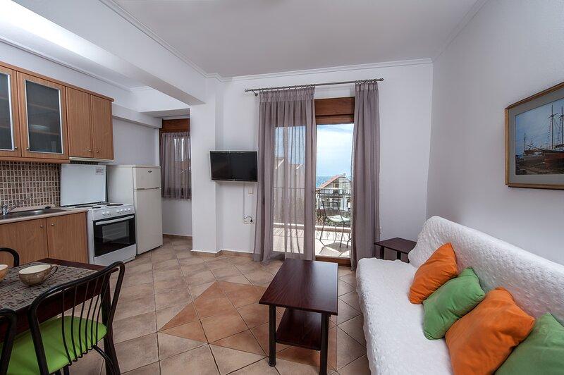 Maltinas House One Bedroom Apartment, holiday rental in Possidi
