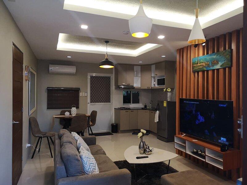 Tacloban Brandnew 2-storey Apartment 2, aluguéis de temporada em Leyte Island