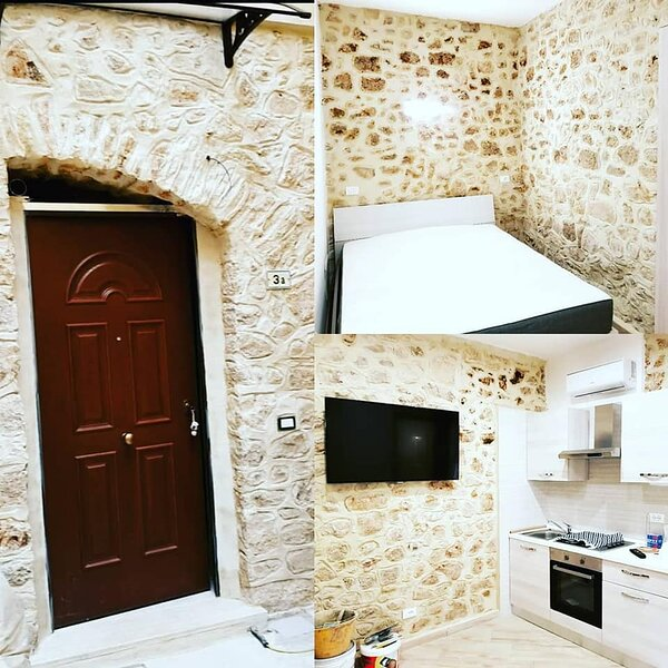 Monolocale Nuovo al Centro di Fondi, vacation rental in Pastena