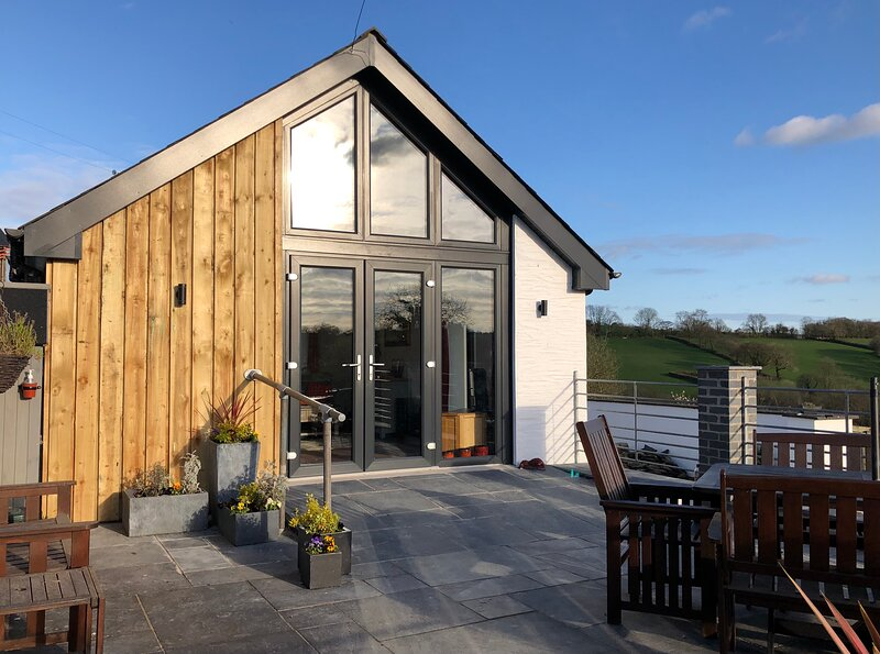 Red Kite Cottage,Capel Bach Fm, holiday rental in Brechfa