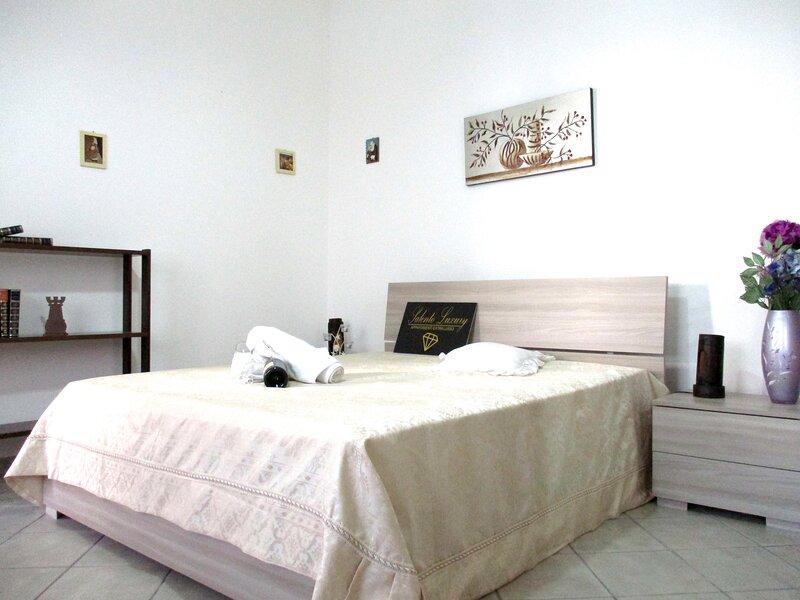 Villetta Luxury A 100 Metri Dalla Spiaggia Di Porto Cesareo, holiday rental in La Strea