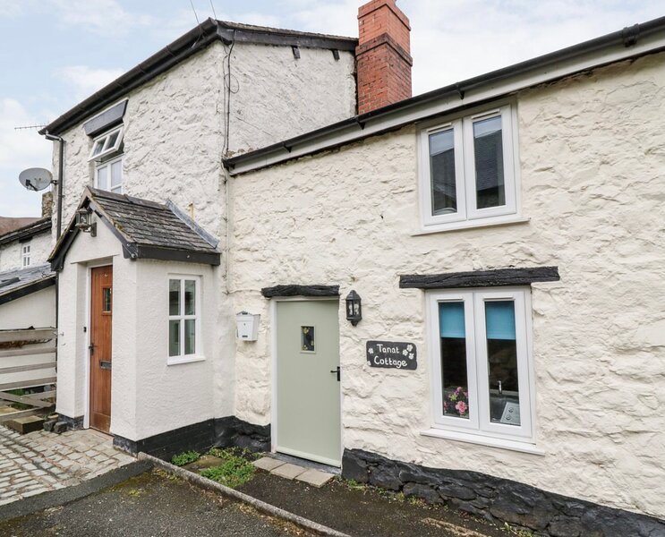 Rural Cottage in Village Location on the Edge of Snowdonia National Park, holiday rental in Llanwddyn