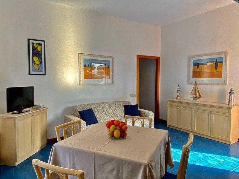 Residence Terme Isola d'Elba TRILO 01, location de vacances à Schiopparello IV