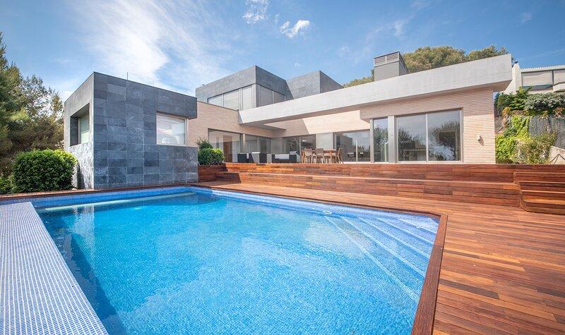 TH07-Limonium Deluxe Villa, alquiler vacacional en Tamarit