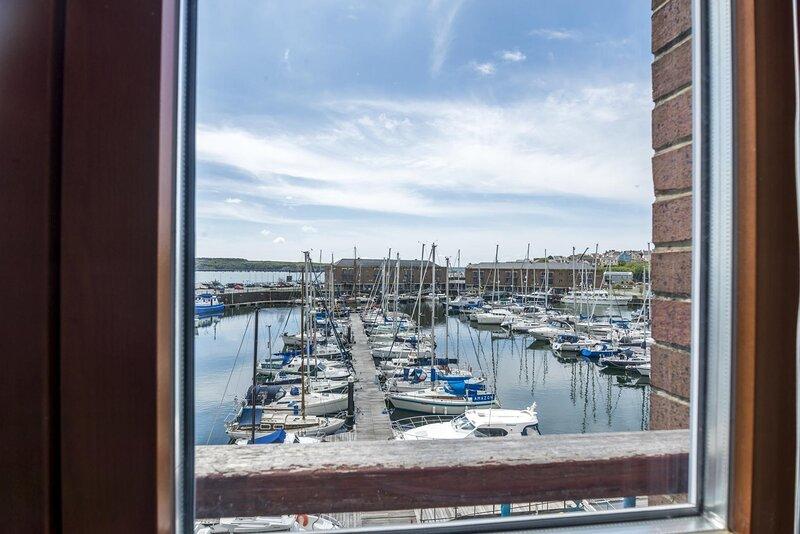 Marina View - 3 Bedroom Apartment - Milford Marina, vacation rental in Castlemartin