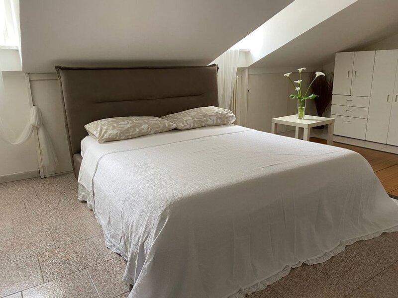 Mansarda vicino al mare, casa vacanza a Santarcangelo di Romagna