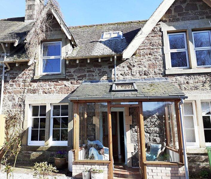 4 Gartland Cottages, location de vacances à Callander