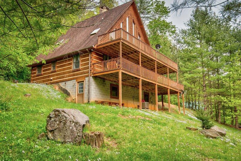 Hidden Creek Cabin, location de vacances à Fleetwood