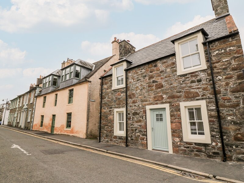 Harts Cottage, Kirkcudbright, holiday rental in Ringford