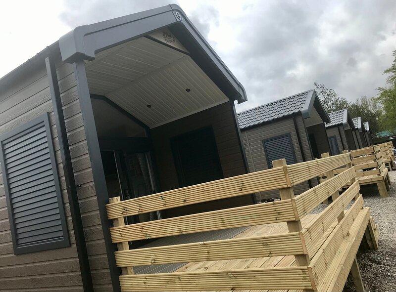 Caledonian lodges 1 Inverness, aluguéis de temporada em Lochend