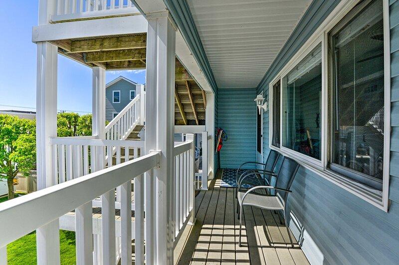 NEW! Sea Isle City Condo w/ Views, Walk to Beach!, holiday rental in Sea Isle City
