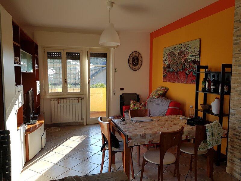 Anzio - Sea View Apartment, alquiler vacacional en Lavinio Lido di Enea