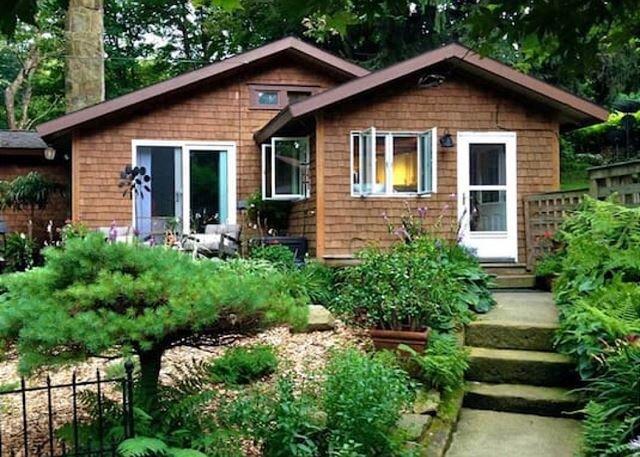 Cozy Cottage, location de vacances à Chalk Hill