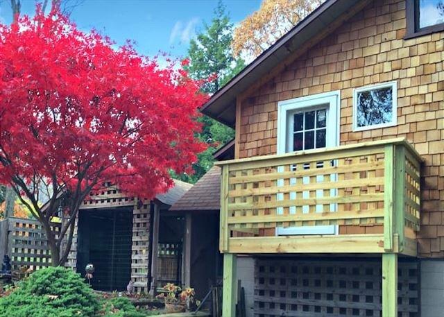 Hygge House, location de vacances à Chalk Hill