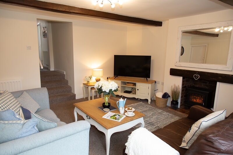 Ropemaker's Cottage – semesterbostad i Langwith