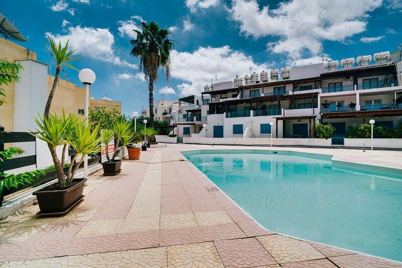 Kapparis Zen - 1 Bedroom Apartment, holiday rental in Dherinia