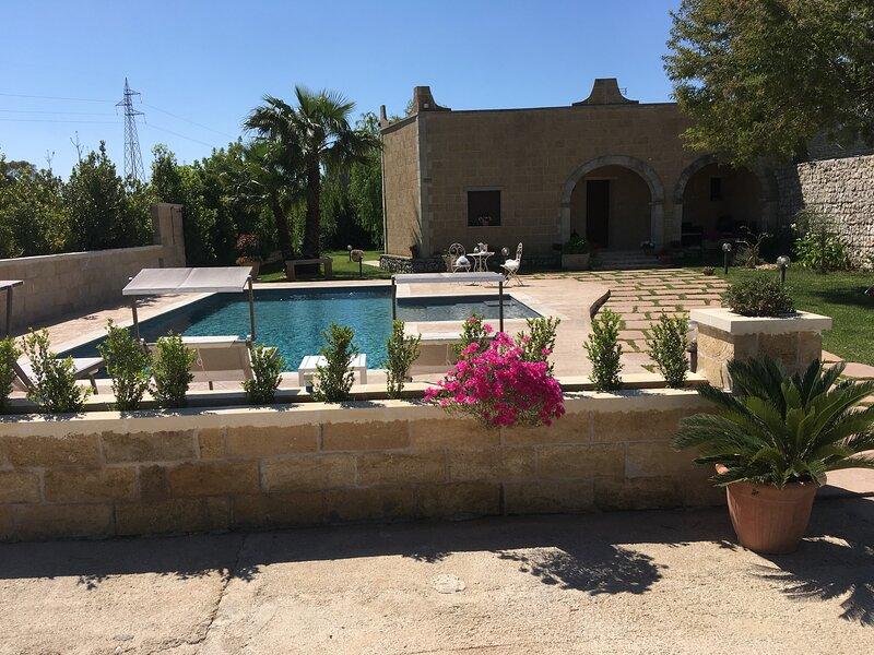 Villa Palagiani - Inside, holiday rental in Serrano