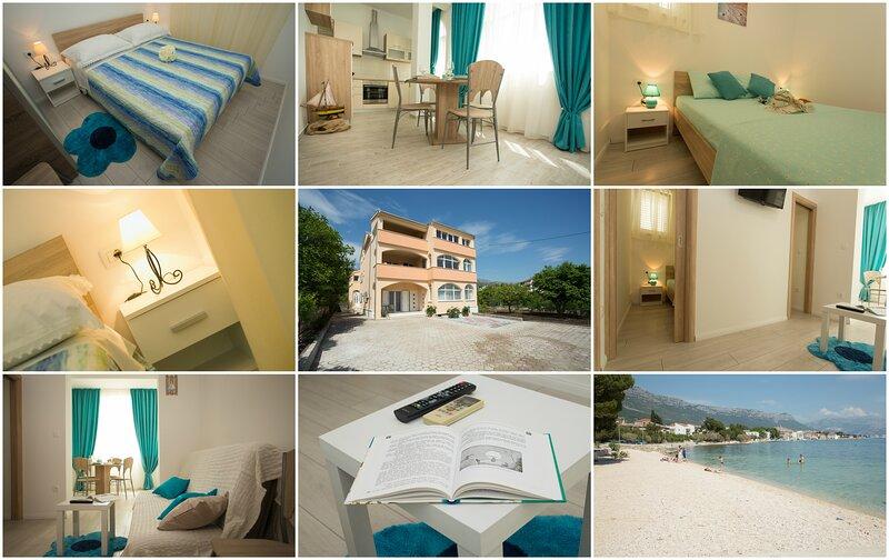 Apartments Kampanel A1, holiday rental in Kastel Kambelovac
