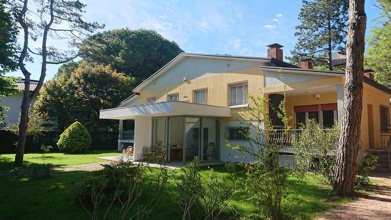 Villa Patrizia Type C, holiday rental in Lignano Riviera