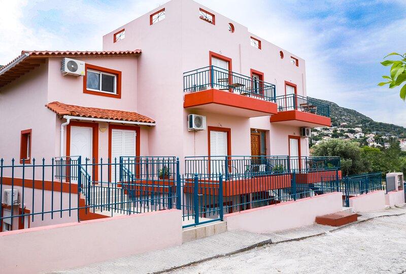 A&D Apartments, vacation rental in Kaki Thalassa