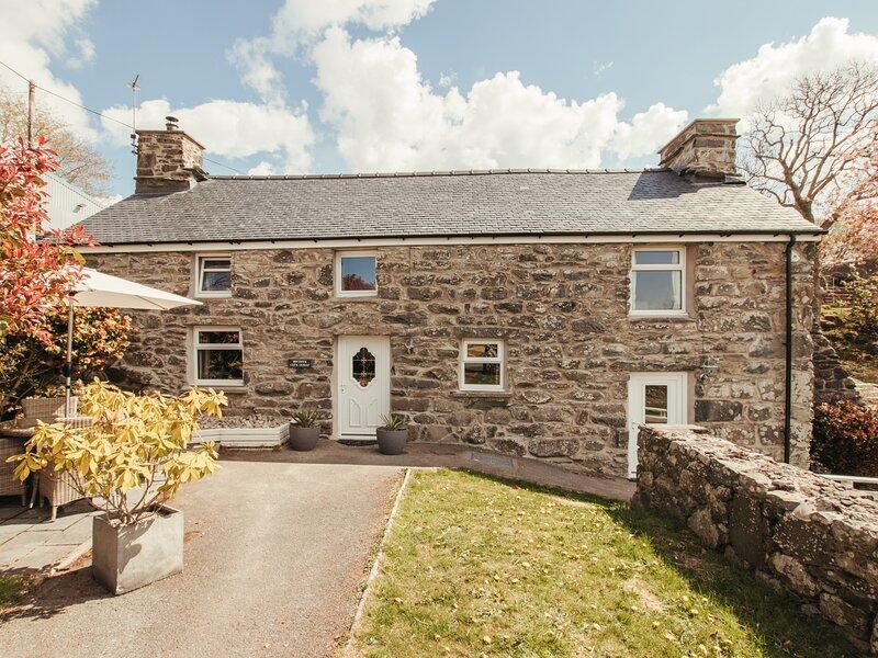Cefn Uchaf Cottage, Llanbedr, aluguéis de temporada em Llanbedr