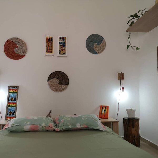 Old House - room and apartment rental in the center of Tarrafal,, holiday rental in Tarrafal